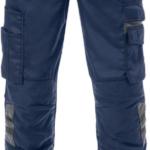 Marineblauw/grijs